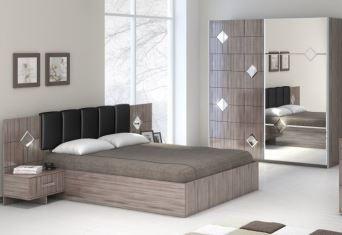 Спальный гарнитур Стефани 1