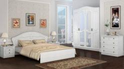 Модульная спальня София 1