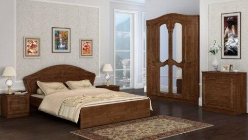 Модульная спальня София 2