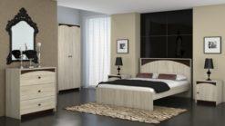Модульная спальня Ева 1