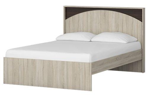 Кровать 1200 (поддон ЛДСП) Ева 1