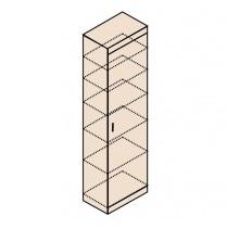 Мод. Н22 Шкаф для белья Ника 1