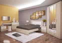 Модульная спальня Ника-2 1