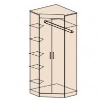 Мод. Н5 Шкаф угловой без зеркала Ника 1