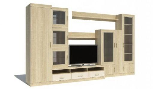 Модульная гостиная Ника-2 1
