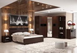 Модульная спальня Модена 1