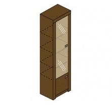 Мод. М2 Шкаф для посуды Модена 1