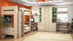 Модульная подрастковая комната Вегас-2 1