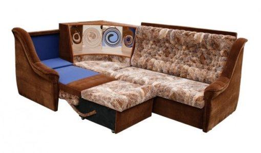 Угловой диван Престиж-1 (поролон) 3