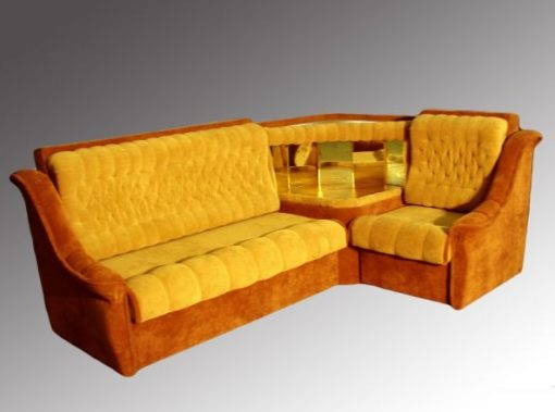 Угловой диван Престиж-1 (поролон) 1