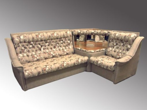 Угловой диван Престиж-1 (поролон) 5
