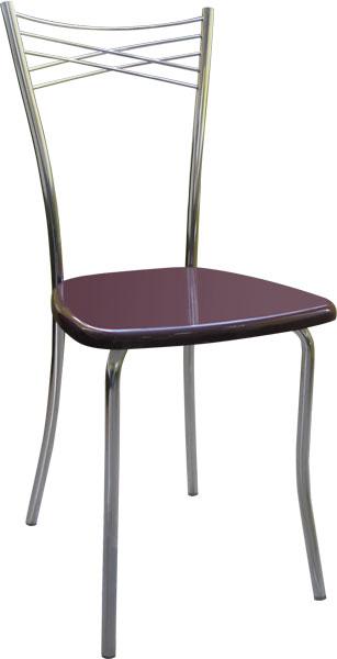 Стул для дома и кафе М51-01 в МДФ/пластик 1