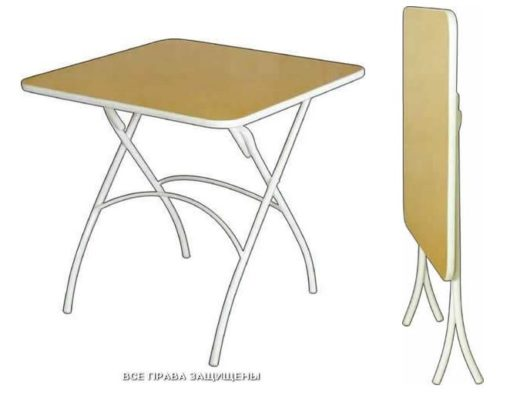 Стол М139-08 (мдф) 1