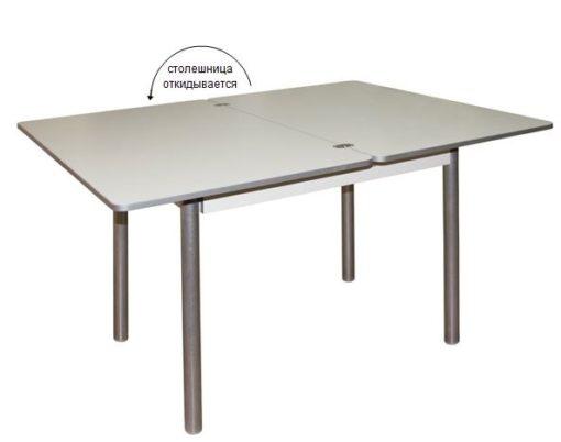 Стол раскладной М142.83 с ящиком 1