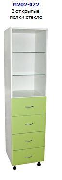 Шкаф М202-022 1