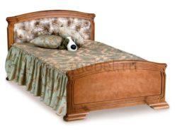 Кровать Кристина-3 (кож.зам) 1