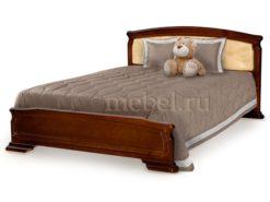 Кровать Кристина-5 кож.зам 1