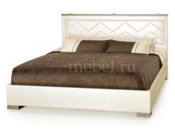 Кровать Кристина-8 (кож.зам) 1