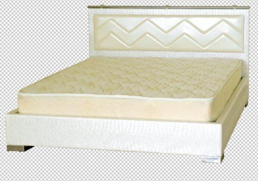 Кровать Кристина-8 (кож.зам) 3
