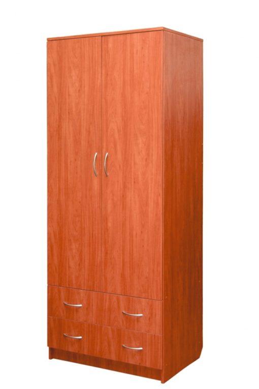 Шкаф 2-х дверный для белья 1