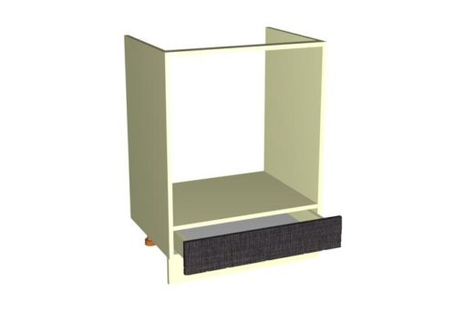 Шкаф для духовки ШД-60 Шанталь-2  Шелк венге 1