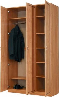 Шкаф для платья и белья 106 2