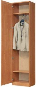 Шкаф для платья и белья 107 2
