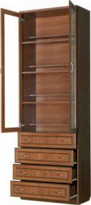Шкаф для книг 204 2