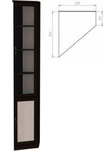 Шкаф для книг 208/209 2