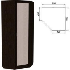Угловой шкаф 400 2