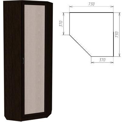 Угловой шкаф 402 4