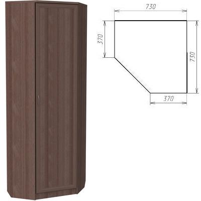 Угловой шкаф 402 6