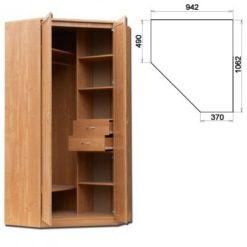 Угловой шкаф 403 2