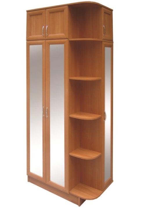 Шкаф платяной комбинир. Альф-2 1