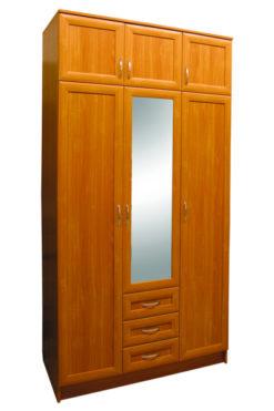 Шкаф платяной комбинир. Альф-3 2