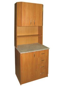 Буфет кухонный 800 (4 ящика) 1