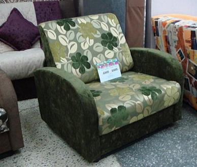 "Комплект Стандарт книжка""диван + кресло 70см 7"