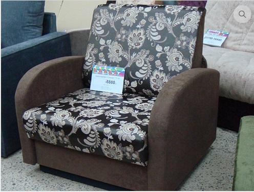 "Комплект Стандарт книжка""диван + кресло 70см 8"