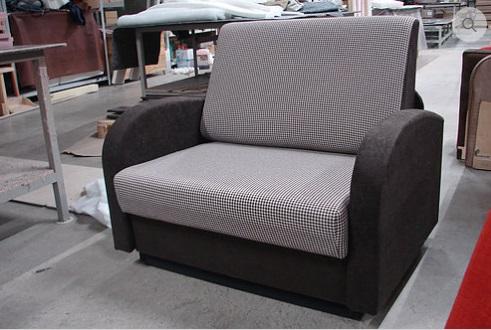 """Кресло-кровать """"Стандарт"""" 85 см 1"""