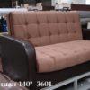 Диван-кровать «Оригинал» 100см (мягкие подлокотники — фото9