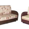 Комплект «Стандарт» диван 120 + кресло 60 1