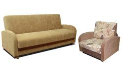"Комплект Стандарт книжка""диван + кресло 70см 1"