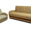 Комплект Стандарт книжка»диван + кресло 85см 1