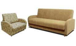 "Комплект Стандарт книжка""диван + кресло 85см 1"