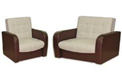 """Комплект """"Оригинал мягкий""""  диван 100 + кресло 1"""
