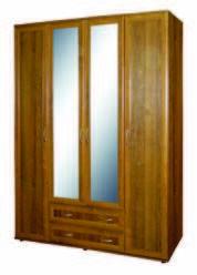 Шкаф для одежды и белья ШК5 2