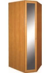 Шкаф для одежды и белья угловой ШКУ-2 3