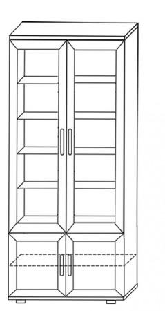 Шкаф многоцелевого назначения ШК8 2