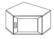антресоль для углового шкафа ШКУ-2 1