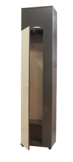 Шкаф платяной с антресолью П-5 2